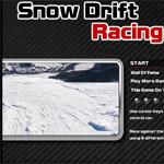 بازی آنلاین :ماشین Snow Drift Racing