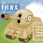 بازی آنلاین تانک Zorro Tank