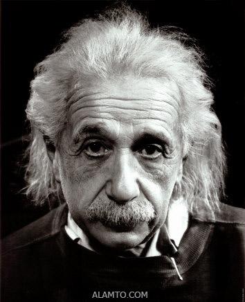 عکس و مطالب مفید از آلبرت اینشتین