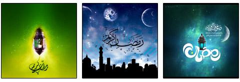پس زمينه هاي ماه مبارك رمضان