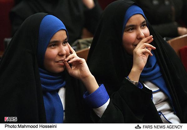 همایش جالب دانشجویان دو قلوی ایرانی