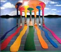 روانشناسی رنگ در قرآن
