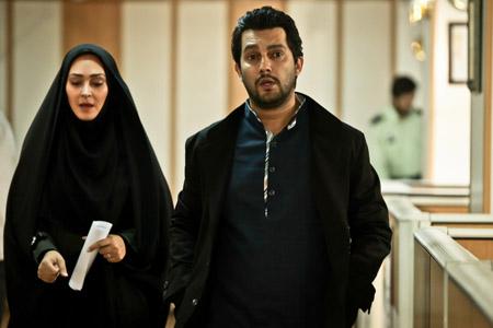 عکسهای جدید حامد بهداد در سریال آخرین روز