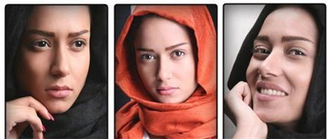 پریناز ایزدیار بازیگر نقش روح در سریال پنج کیلومتر تا بهشت