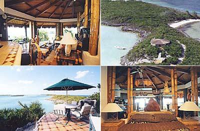 جانی دپ و جزیره ۳.۶ میلیون دلاری ایشون