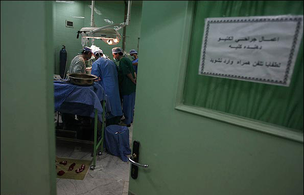 گزارش تصویری از پیوند اعضای یه مریض مرگ مغزی...