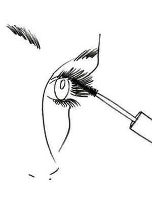 آموزش مرحله به مرحله آرایش مژه ها