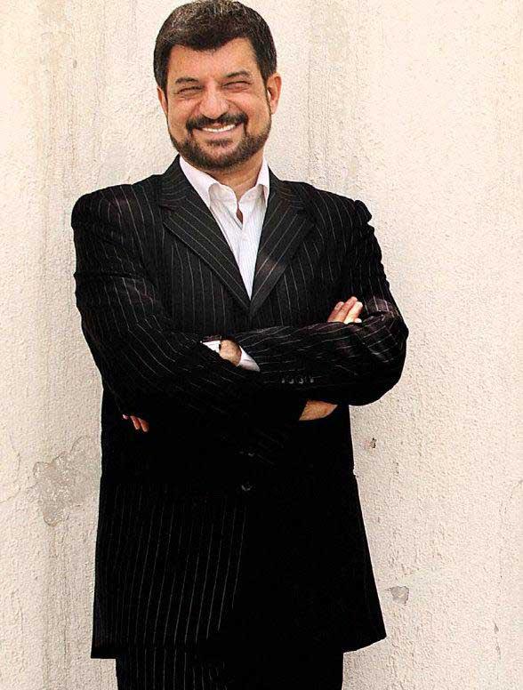 گفتگوي زيبا با محمود شهریاری و تنها فرزندش روژان ..+تصاوير