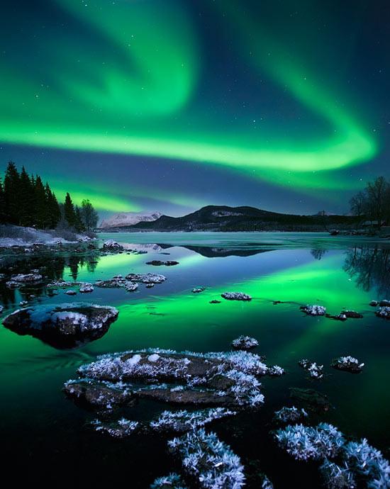 عكس هاي فوق العاده رويايي و زيبا از طبيعت...