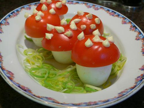 عکسهای زیبا از تزئین تخم مرغ