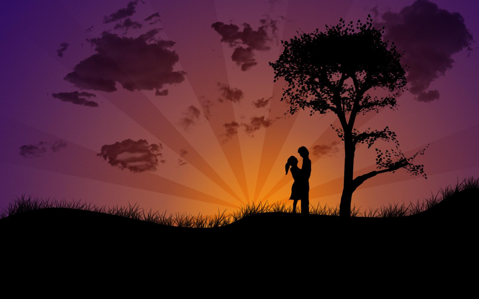 عکس والپیپر عاشقانه