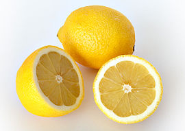 خواص میوه ها : لیمو شیرین