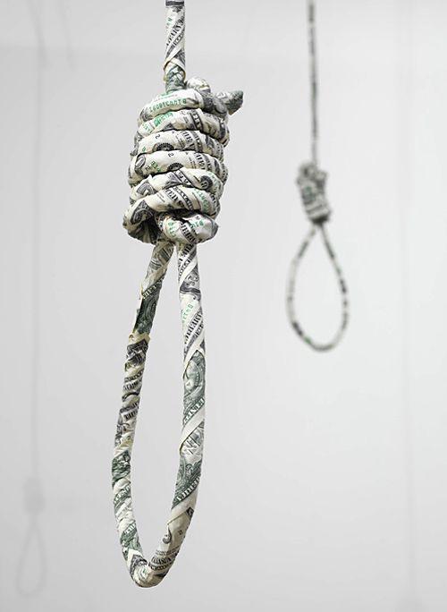 عكس جالب : به اين ميگن طناب دار !