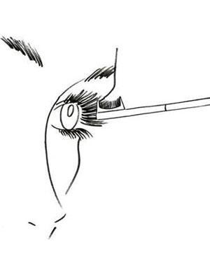 آموزش مرحله به مرحله آرایش مژها