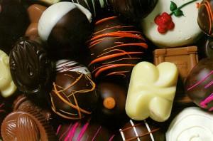 باورتون میشه که شکلات این خاصیت رو داره ...!!
